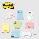 Custom Shape Post-it® Notes
