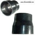 """Frozen Boost Silicone Reducer, 1.625"""" to 1.125"""" - Black"""