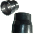 "Frozen Boost Silicone Reducer, 3.0"" to 2.25"" - Black"