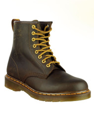 Dr Martens 1460Z Mens Lace-Up Boots Pull On Tab Leather Casual Modern Footwear