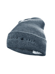Chptr & Vrse Beanie is a classic fit. Featuring the full Chptr and Vrse logo embroidery.