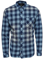 Only & Sons Shirt Slim Fit checked fleece Mens Classic Comfort on trend Shirt