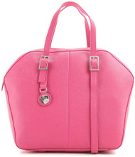 Armani AJ Jeans Ladies B5213 U8 Ladies Shoulder Hand Bag Zip in Pink Fuxia