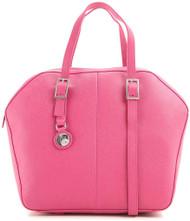 Armani AJ Jeans Ladies B5213 U8 Ladies Shoulder Hand Bag Zip in Pink Fuxia
