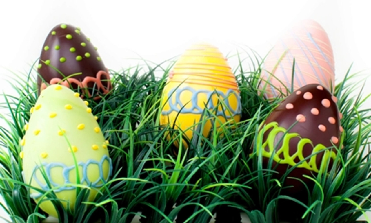 Chocolate Easter Egg Class -  April 14th 2017