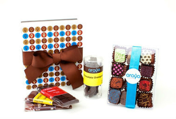 Chocolate Degustation Gift Box