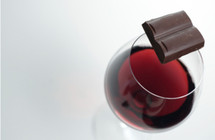 Chocolate and Wine Pairing-Feb. 4, 2015 at The Tasting Room Uptown.