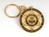 75th Anniversary keychains
