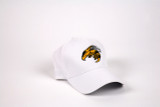 White UHP Nu-Fit Hats (fitted)