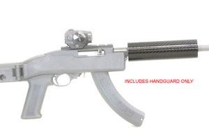 AGP Arms 10/22 Takedown Conversion Hand Guard CF Low Profile