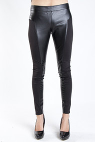 BB Dakota Delmar Leggings in Black