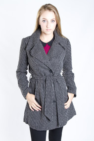 BB Dakota Peggie Jacket in Grey