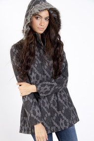 BB Dakota Rupert Coat in Black