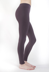C'est Moi Bamboo Leggings in Charcoal
