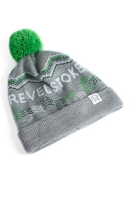 Tuck Shop Revelstoke Toque in Grey