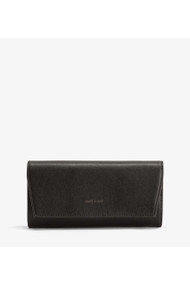 Matt & Nat Vera Vintage Wallet in Black