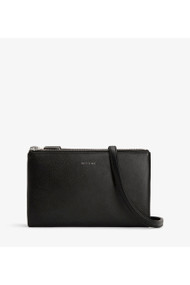 Matt & Nat Triplet Dwell Crossbody Bag in Black