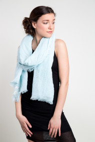 Jackson Rowe Olive Scarf in Mint