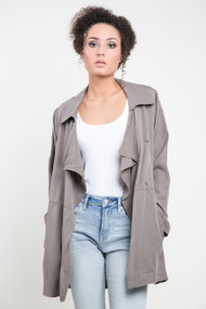 Gentle Fawn Fountain Jacket in Tundra