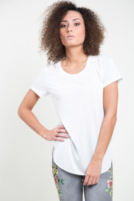 Gentle Fawn Alabama Tee in White