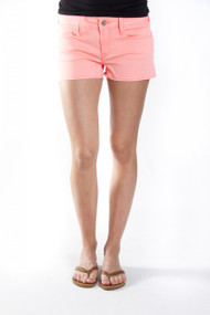 Mavi Tiara Short in Flame Neon