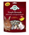 Simple Rewards Baked Treats with Apple & Banana 2.0 oz