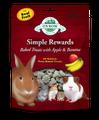 Simple Rewards Baked Treats with Apple & Banana 2.0 oz