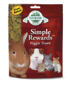 Oxbow Simple Rewards Veggie Treats 2 oz