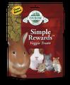 Oxbow Simple Rewards Veggie Treats 2 oz