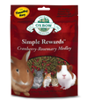 Oxbow Simple Rewards Cranberry-Rosemary Medley
