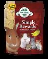 Oxbow Simple Rewards Banana Treats