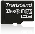 32 Gig Micro SDHC with Adapter (Class 10)