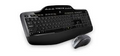 Logitech MK710 Wireless KB/Mouse