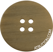 Four Hole Beige Button Style #281