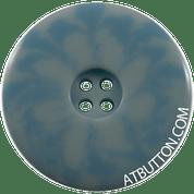 Four Hole Blue Pastel Button Style #311