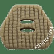 Rare Crocodile Design Button Style #324