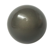 Round Gray Shank Button #397