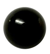 Round Black Shank Button #396