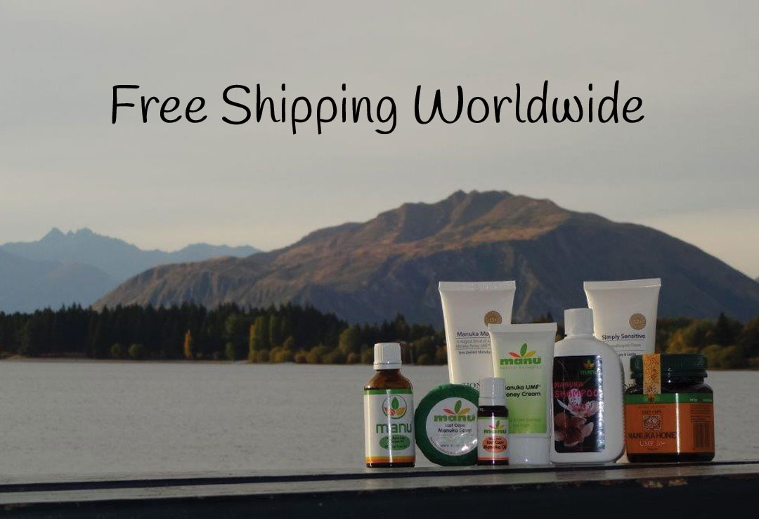 Natural Manuka Products - Manuka Natural