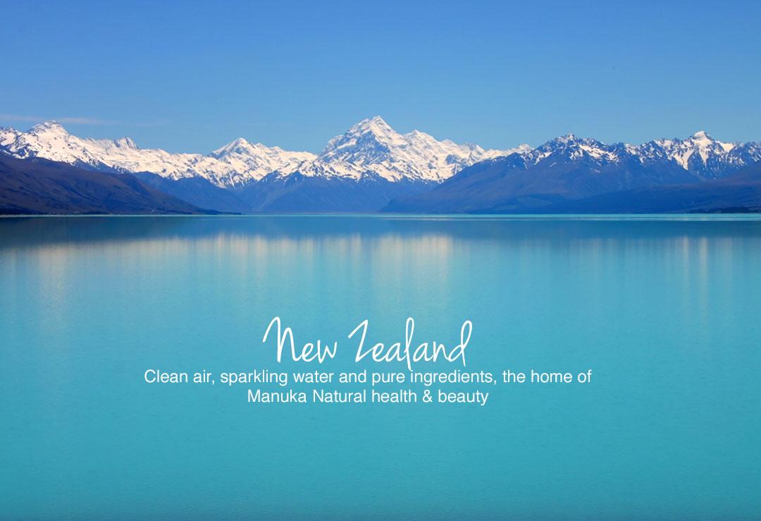 New Zealand Manuka - Manuka Natural