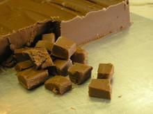 Chocolate Plain Fudge
