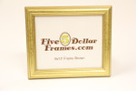 1592-563 1.25 Gold Leaf Slope Picture Frame