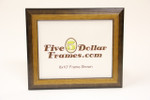 6794 1.125 Walnut Step Picture Frame