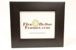 "245-21 2.5"" Large Flat Espresso Picture Frame"