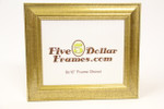"56054 2"" Gold Fleck Picture Frame"