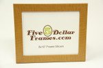 "26 CSW 1.25"" Pecan Wood Flat Picture Frame"