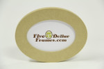 57 OVL 5x7 Oval Picture Frame
