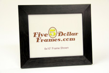 "413674 1.5"" Italian Walnut Expresso Picture Frame"