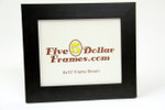 "8477 1.75"" Smooth Expresso Flat Picture Frame"