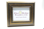 "9158 3.5"" Aged Bronze Gallery Picture Frame"